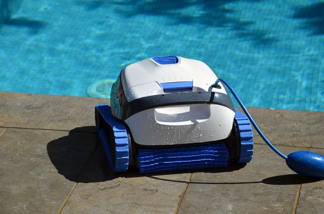 Robot Dolphin S100